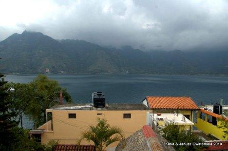 Gwatemala - jezioro Atitlan