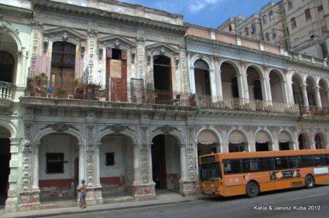 Kuba stara Havana