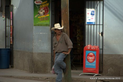 Honduras Copan