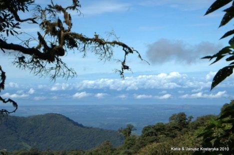 Kostaryka Monteverde