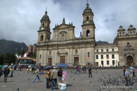 Kolumbia Bogota
