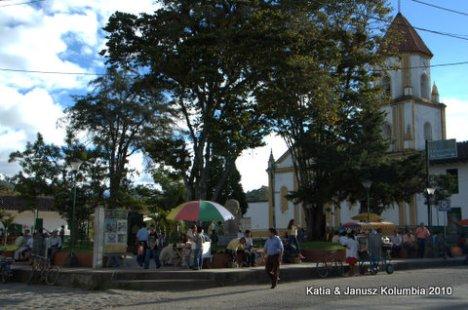 Kolumbia San Augustin