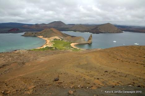 Galapagos, Rabida