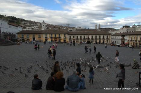 Ekwador, Quito