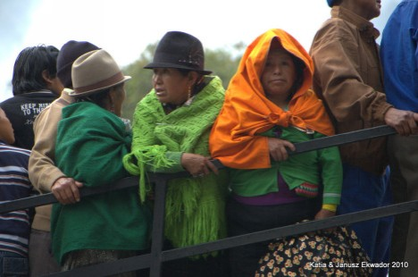 Ekwador, Banos