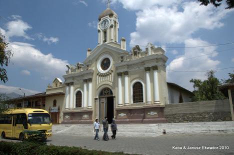 Ekwador Vilcabamba