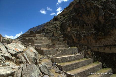 Peru Ollantaytambo