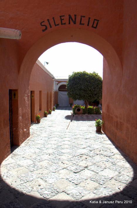 Peru Arequipa Santa Catalina