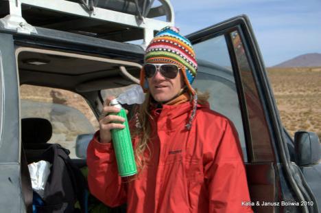 Boliwia Altiplano