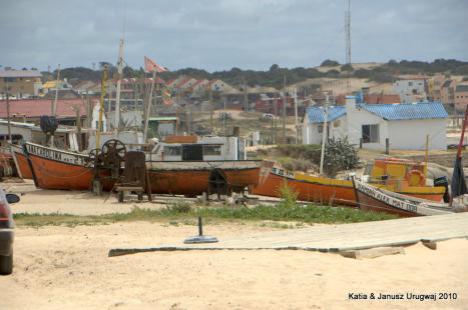 Urugwaj Punta del Diablo